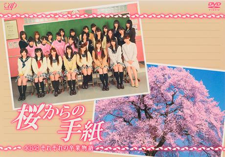 桜からの手紙